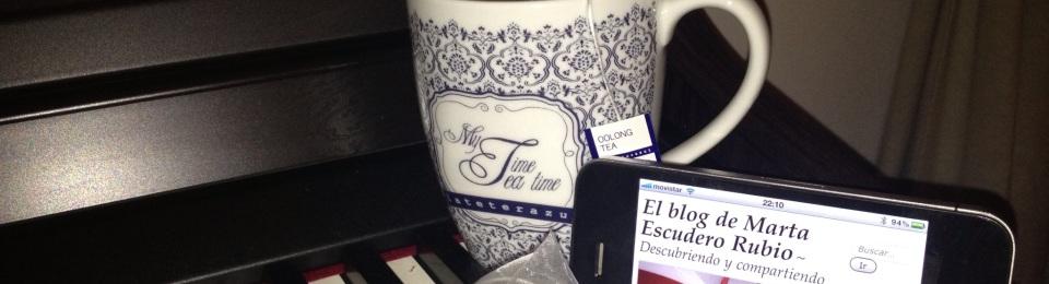 Los Community Manager también toman té